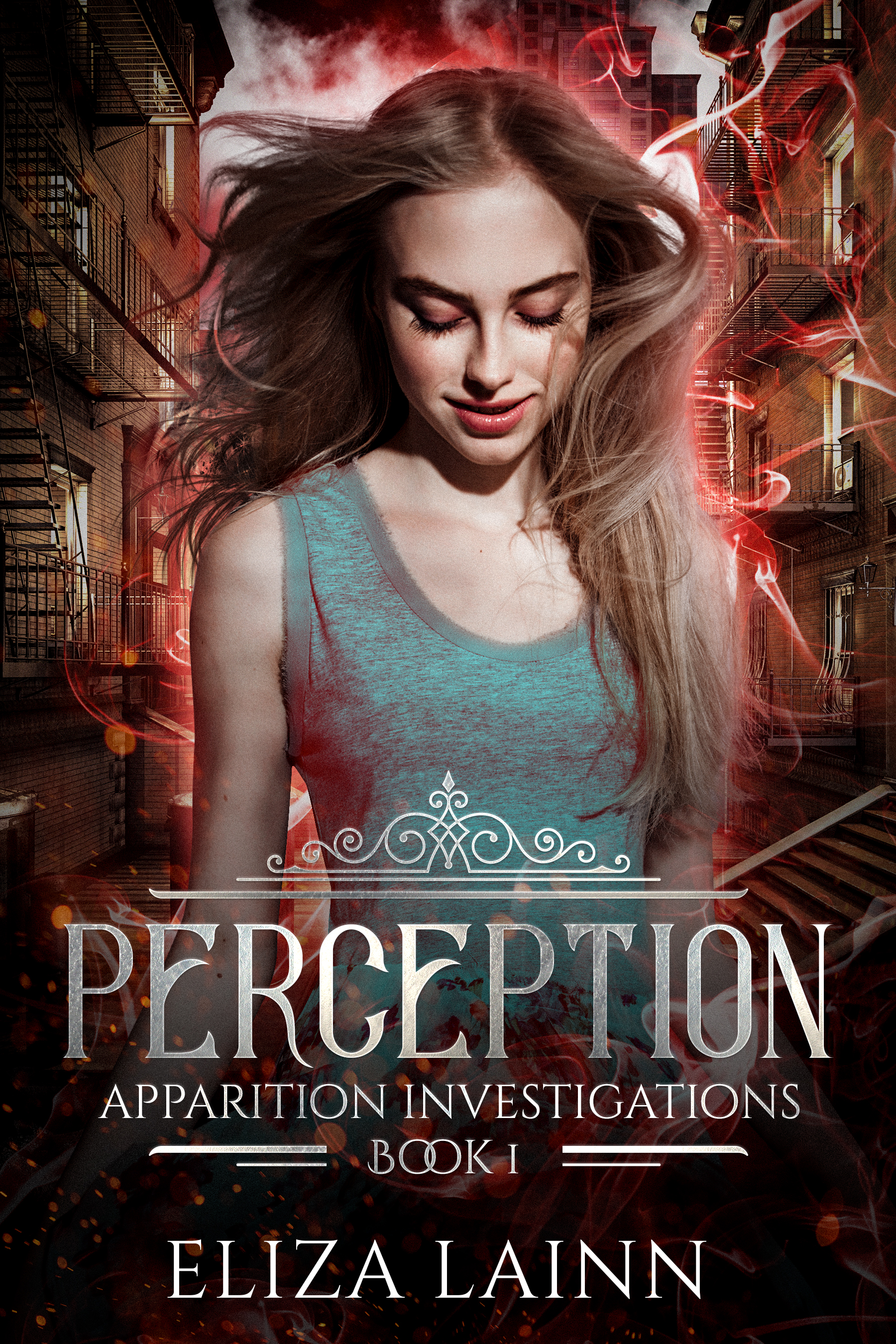 Perception, Book 1 of Apparition Investigations