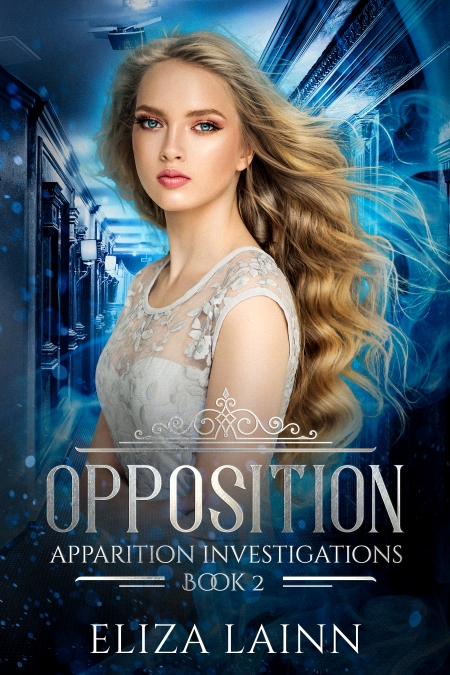 Opposition, Book 2 of Apparition Investigations